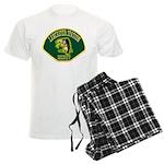 Lancaster Sheriff Station Men's Light Pajamas