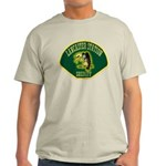 Lancaster Sheriff Station Light T-Shirt