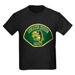Lancaster Sheriff Station Kids Dark T-Shirt
