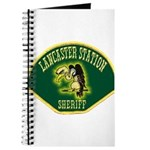 Lancaster Sheriff Station Journal