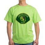 Lancaster Sheriff Station Green T-Shirt