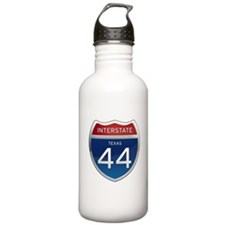 Interstate 44 - Texas Water Bottle
