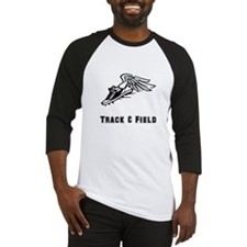Track And Field Baseball Jersey