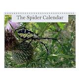 Spiders Calendars