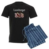 Leonberger Dad pajamas