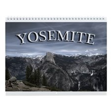 Yosemite Wall Calender