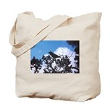 Grand Canyon Raven Tote Bag