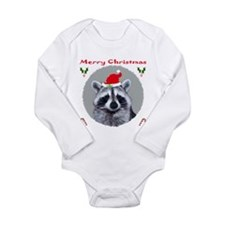 Christmas Long Sleeve Infant Bodysuit