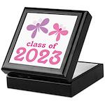 2023 Girls Graduation Keepsake Box