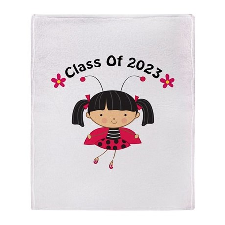 2023 Class Throw Blanket