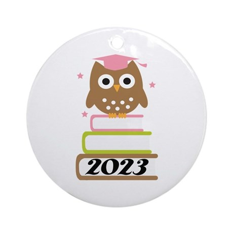 2023 Top Graduation Gifts Ornament (Round)