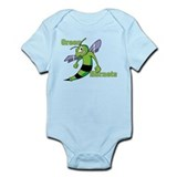 Green Hornets Infant Bodysuit