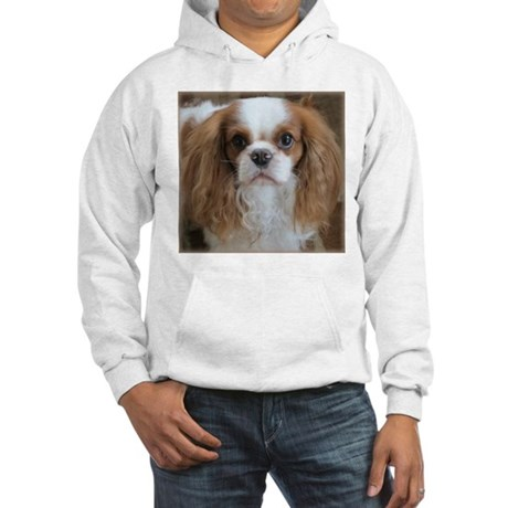 Cuddly Cavalier Chester's Hooded Sweatshirt
