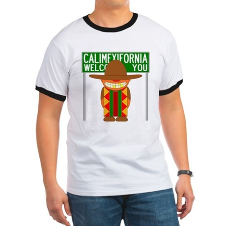 Illegal Alien Invasion Ringer T