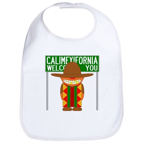 Illegal Alien Invasion Bib