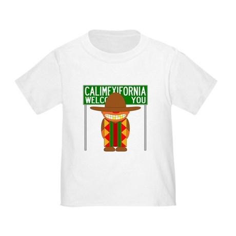 Illegal Alien Invasion Toddler T-Shirt