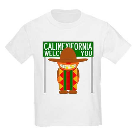 Illegal Alien Invasion Kids T-Shirt