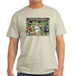 CaninenCancerHeroes Ash Grey T-Shirt