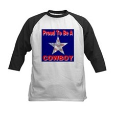 Proud To Be A Cowboy Tee
