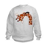 Giraffe Crew Neck