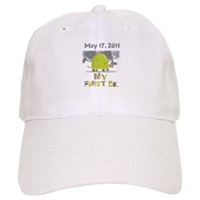 Personalized My First 5K Baseball Cap