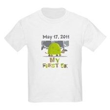 Personalized My First 5K T-Shirt