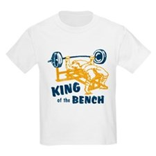 King of the Bench Press T-Shirt