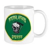 Sheriff Internal Affairs Mug