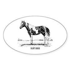 Paint Horse Decal