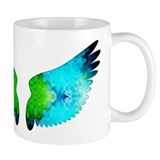Angel Wings Small Mug
