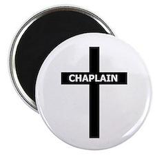 Chaplain/Cross/Inlay Magnet