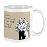 Fathers day Small Mug (11 oz)