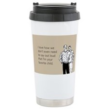 Favorite Child Ceramic Travel Mug