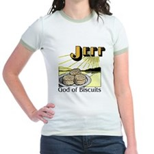 Jeff, God of Biscuits T