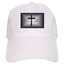 Chaplain Grey/Black Baseball Cap
