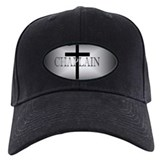 Chaplain Grey/Blk Baseball Cap