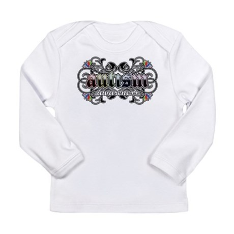 Autism Awareness Long Sleeve Infant T-Shirt