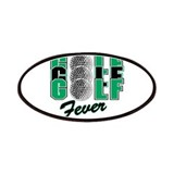 Golf Fever Patches
