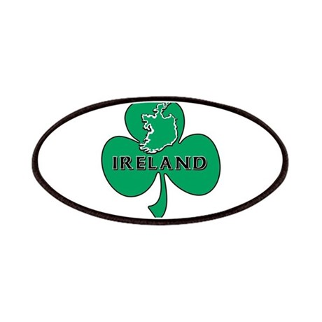 Ireland Shamrock Patches