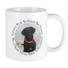 Black Labrador Retriever Big Mug