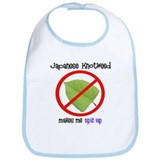 Japanese Knotweed Bib