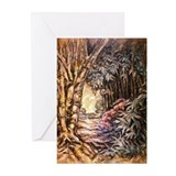 Forrest Path Greeting Cards (Pk of 10)