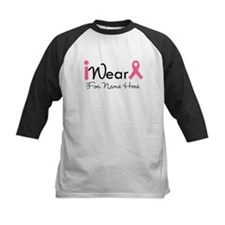 Personalize Breast Cancer Tee