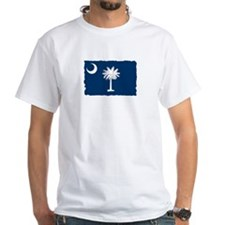 South Carolina Flag - Palmetto State Shirt