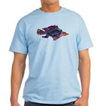 Fish Print Light T-Shirt