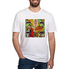 "Gottlieb® ""Genie"" Fitted T-Shirt"