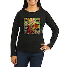 "Gottlieb® ""Genie"" Women's Long Sleeve Dark T-S"