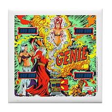 """Gottlieb® """"Genie"""" Tile Coaster"""