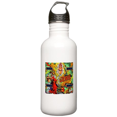 Gottlieb&reg; &quot;Genie&quot; Stainless Water Bottle 1.0L