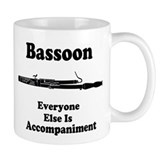 Funny Bassoon Small Mug